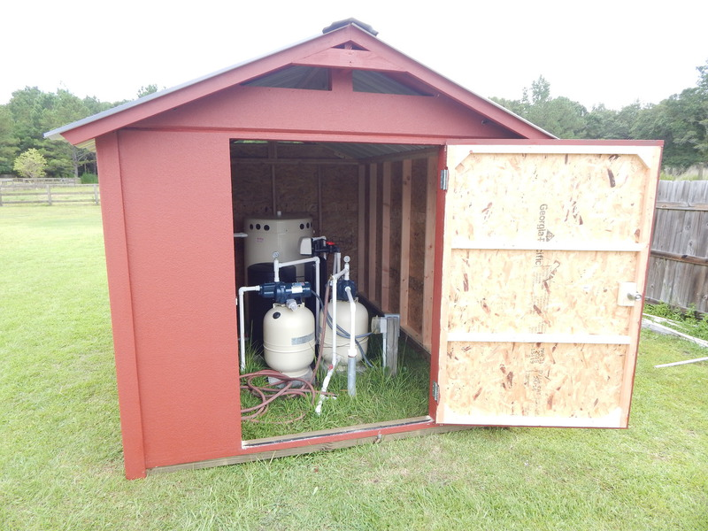 Florida Jacksonville storage sheds and portable buildings ...