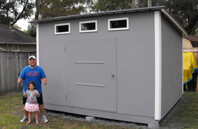 Florida Jacksonville Storage Sheds And Portable Buildings   Photo Gallery